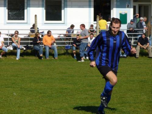mistrovský zápas Sousedovice - podzim 08
