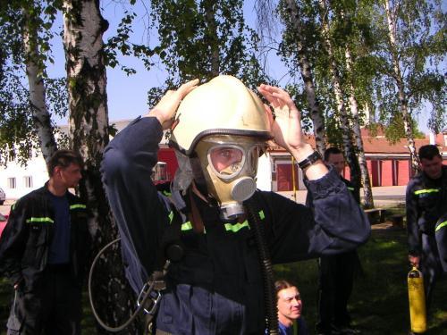školení DP Saturn, květen 2008