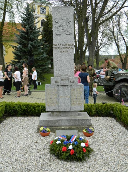 Oslavy 70. výročí osvobození 1945 - 2015