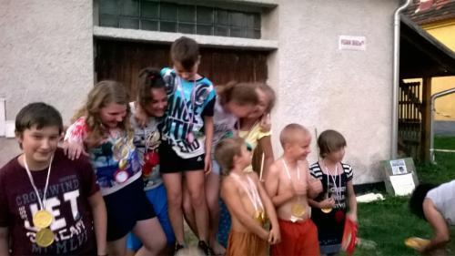 Loučení s prázdninami - 10.9.2016
