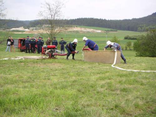 soutěž krty, jaro 2004
