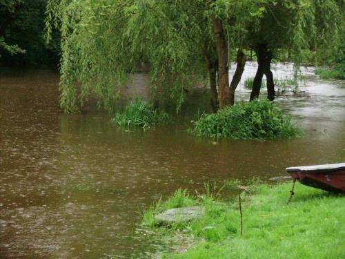 Povodeň - červen 2013